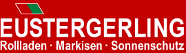 Peter Eustergerling Rollladen Inhaberin Nina Eustergerling - Logo